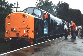 DRS 37609 at Oxenhope