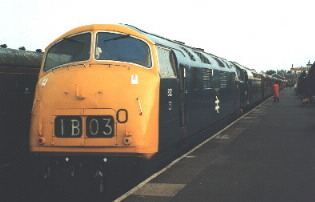 832 and D345 at Kidderminster